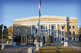 Tripp County Veteran's Memorial
